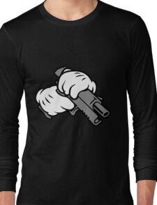 Go For Your Guns Long Sleeve T-Shirt