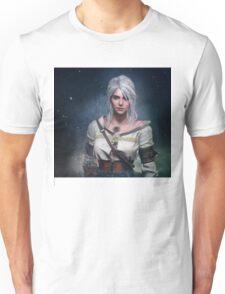 The Witcher 3: Ciri  Unisex T-Shirt