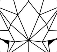 Wire Fox Sticker