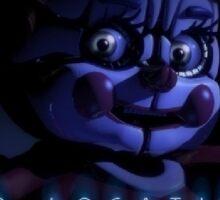 FNAF/ Five Nights At Freddys Sister Location Sticker