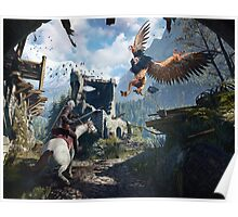 The Witcher 3 Wild Hunt Poster