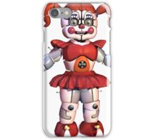 Baby - Five Nights At Freddys Sister Location  iPhone Case/Skin