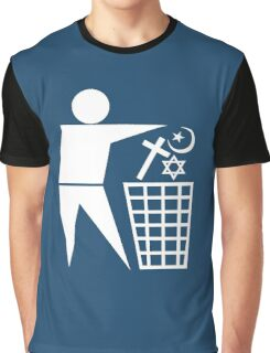 No religion Graphic T-Shirt