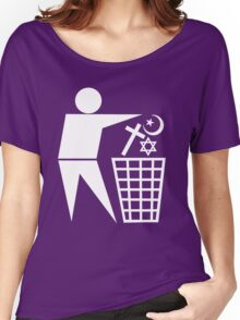 No religion Women's Relaxed Fit T-Shirt