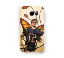 Tom Brady  AKA: Butterfly Boy Samsung Galaxy Case/Skin