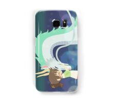 Spirited Away - Chihiro and Haku Samsung Galaxy Case/Skin