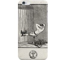 EJERCICIOS PARA ALEJAR LAS TENTACIONESII (EXERCISES TO KEEP AWAY THE TEMPTATIONS) iPhone Case/Skin