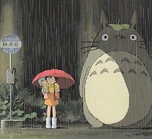 Toto Rain Scene by limon93