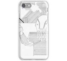 Ood in the Snow iPhone Case/Skin