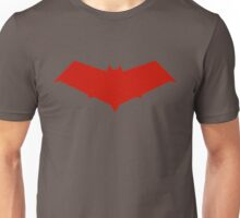 Red Hood Jason Todd Logo Unisex T-Shirt