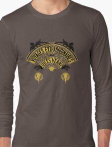 Jules Verne's  Worlds - Hetzel Inspiration Long Sleeve T-Shirt