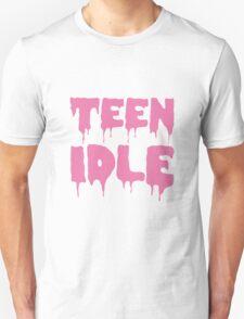 Marina and The Diamonds - Teen Idle (Pink) T-Shirt