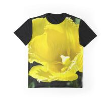The Yellow Tulip Graphic T-Shirt