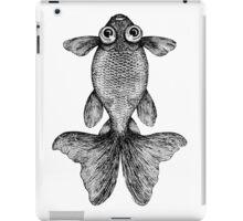 Goldfish with Googly Eyes iPad Case/Skin