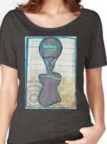 Presenting The Dirigible Corset! Women's Relaxed Fit T-Shirt