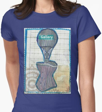 Presenting The Dirigible Corset! T-Shirt