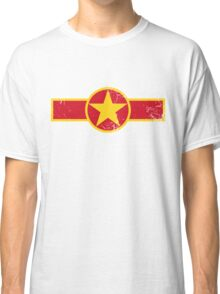Military Roundels - Vientam Airforce Classic T-Shirt