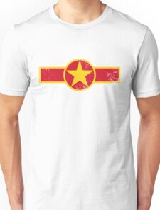 Military Roundels - Vientam Airforce Unisex T-Shirt