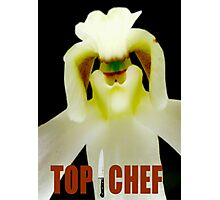 Top Chef Photographic Print