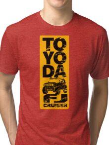 TOYODA FJ CRUISER  Tri-blend T-Shirt