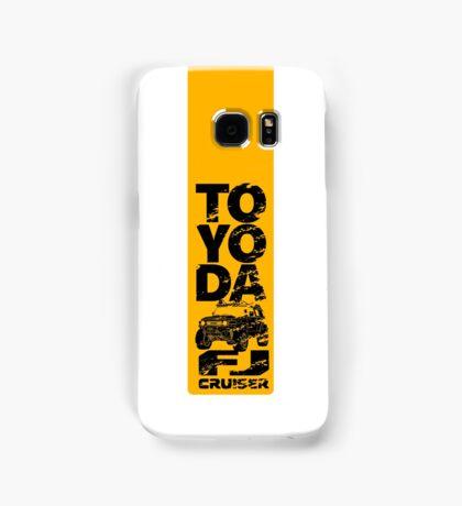 TOYODA FJ CRUISER  Samsung Galaxy Case/Skin