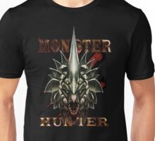 Monster Hunter - Black Unisex T-Shirt