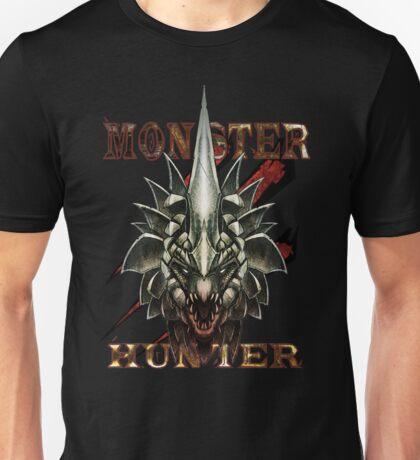 Monster Hunter - Black Unisex T-Shirt
