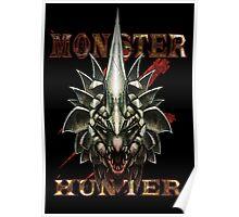 Monster Hunter - Black Poster