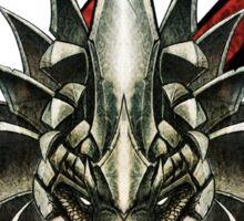 Monster Hunter - Black Sticker