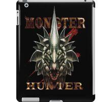 Monster Hunter - Black iPad Case/Skin