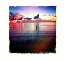 Florida Keys Art Print