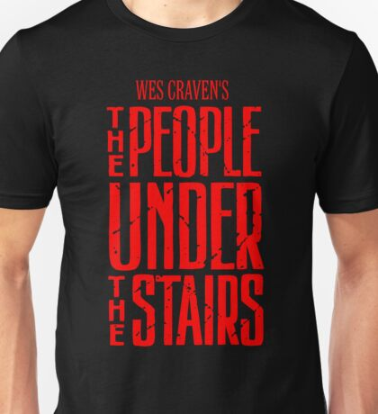 The People Under The Stairs Unisex T-Shirt