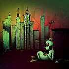 Rat In The City by PodPerson