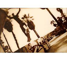 Venice launch Photographic Print