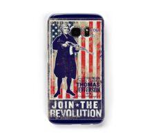 Jefferson Revolution Propaganda Samsung Galaxy Case/Skin