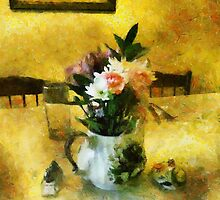 The Breakfast Table by RC deWinter