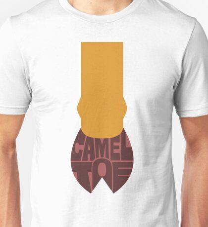 Camel Toe Unisex T-Shirt