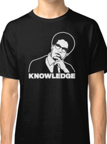 Sowell Knowledge Classic T-Shirt