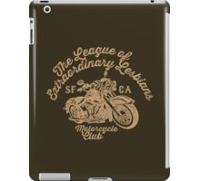 LXL - Motorcycle Club iPad Case/Skin