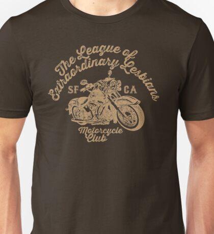LXL - Motorcycle Club Unisex T-Shirt