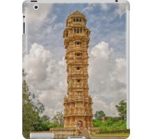 Tower of Victory - Chittorgarh - India iPad Case/Skin