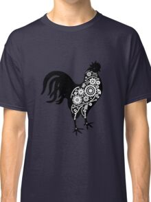 Steampunk rooster Classic T-Shirt