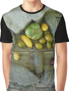 Tomato composition Graphic T-Shirt