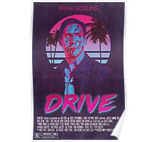 Drive Movie Poster Poster