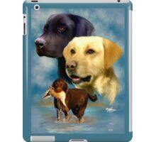 Labrador Retrievers iPad Case/Skin