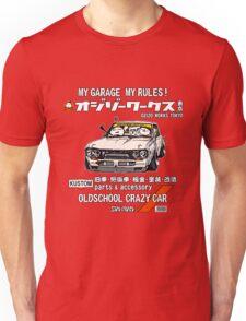 Crazy Car Art 0132 Unisex T-Shirt