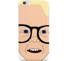 Dork remix iPhone Case/Skin