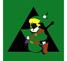 Zelda Legend Photographic Print