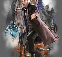 The Eleventh Doctor by Jayne Plant