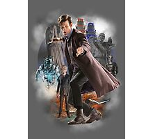 The Eleventh Doctor Photographic Print